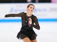 Сотникова и Липницкая не попали в основной состав сборной РФ по фигурному катанию