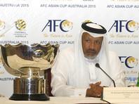 С 29 по 30 октября 2010 года Путин принимал в Москве главу Азиатской конфедерации футбола Мохамеда бин Хаммама