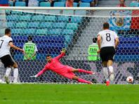Германия победила Австралию на Кубке конфедераций