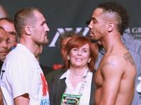Ковалев и Уорд показали равный вес перед боем-реваншем