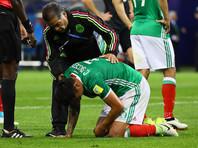 Сборная Мексики по футболу потеряла основного защитника перед матчем с россиянами
