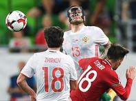 Сборная России по футболу победила Венгрию в товарищеском матче