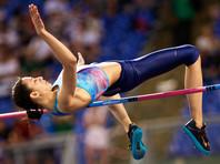 Прыгунья Мария Кучина выиграла очередной этап Бриллиантовой лиги