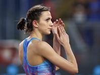 Прыгунья Мария Кучина выиграла пятый легкоатлетический турнир подряд