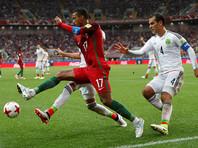 Португальские футболисты стали третьими на Кубке конфедераций