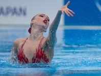 Синхронистка Светлана Колесниченко принесла сборной России первое золото ЧМ-2017