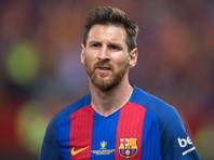 """Испанский футбольный клуб """"Барселона"""" договорился о продлении трудовых отношений с аргентинским нападающим Лионелем Месси"""