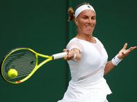 Светлана Кузнецова уверенно вышла в четвертый круг Уимблдона