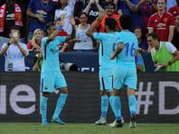 """""""Барселона"""" впервые оказалась сильнее """"Реала"""" за пределами Испании"""