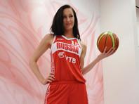 Баскетболистка Лисина хочет попасть в Книгу Гиннесса с самыми длинными ногами в мире