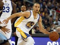 Баскетболист Карри станет самым высокооплачиваемым игроком НБА