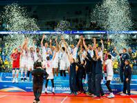 Французские волейболисты второй раз в истории выиграли Мировую лигу