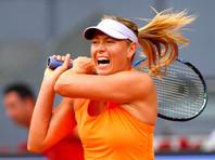 Мария Шарапова не попала в основную сетку US Open