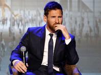 Месси станет первым футболистом, которому будут платить миллион фунтов в неделю