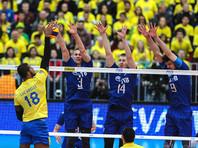 Российские волейболисты не смогли выйти в полуфинал Мировой лиги