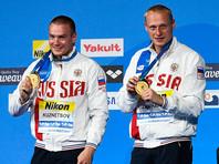Прыгуны в воду Захаров и Кузнецов впервые стали чемпионами мира