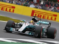 Хэмилтон, выиграв квалификацию на Гран-при Великобритании, приблизился к рекорду Шумахера