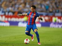 """""""Барселона"""" опровергла слухи о переходе Неймара во французский ПСЖ"""