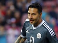 Известного парагвайского футболиста уличили в интимной связи с 11-летней крестницей