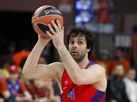 Бывший защитник ЦСКА Милош Теодосич продолжит карьеру в НБА