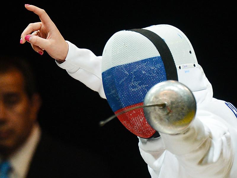 Фехтовальщики РФ добыли еще два золота на чемпионате мира в Лейпциге
