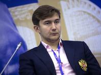 """Владимир Путин решил обсудить с Сергеем Карякиным """"шахматные дела"""""""