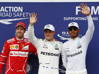 "Финн Валттери Боттас выиграл австрийскую квалификацию ""Формулы-1"""