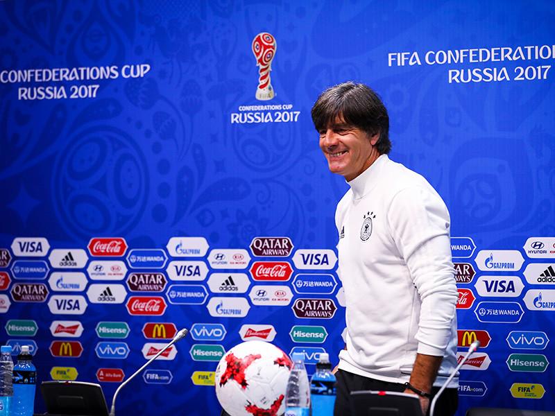 Сборные Германии и Чили по футболу заслуженно вышли в финал Кубка конфедераций, потому что были лучшими командами турнира, заявил главный тренер немецкой команды Йоахим Лев