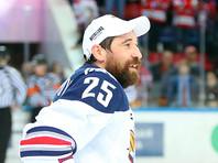 """Хоккеист Данис Зарипов вернулся в """"Ак Барс"""", где провел двенадцать сезонов"""