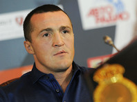 Боксер Денис Лебедев защитил чемпионский титул WBA