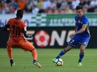 Первый матч стартовавшего чемпионата России по футболу завершился вничью