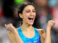 Прыгунья Мария Кучина выиграла десятый турнир подряд