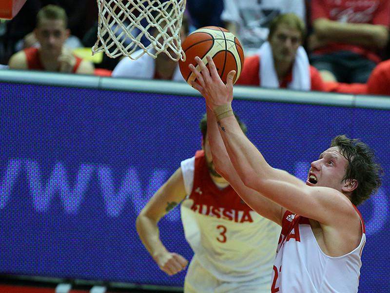 Сборная России по баскетболу может рассчитывать на победу в мужском чемпионате Европы 2017 года