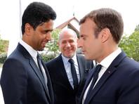 """Президент Франции поздравил босса """"Пари Сен-Жермен"""" с ожидаемым приходом Неймара"""