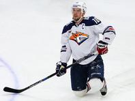 Сергей Мозякин - первый игрок в истории КХЛ, набравший 600 очков