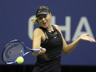 Мария Шарапова выбила с US Open претендентку на теннисный трон