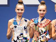 Сестры-близнецы Аверины поделили между собой золото ЧМ по художественной гимнастике