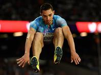 Прыгун в длину Меньков в финале чемпионата мира сделал пять заступов и остался без медали