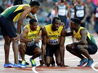 Ямайские спринтеры обвинили организаторов чемпионата мира в травме Болта