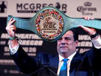 Победитель боя Мэйвезер - Макгрегор получит бриллиантовый пояс WBC