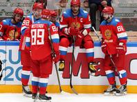 Первый матч на чемпионате мира российские хоккеисты проведут против французов