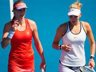 Екатерина Макарова и Елена Веснина выиграли теннисный турнир в Торонто