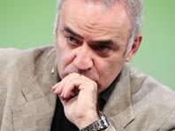Гарри Каспаров возобновил шахматную карьеру после 12-летнего перерыва