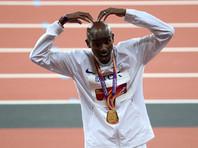Легкоатлет Фара, многократно обвиняемый в применении допинга, выиграл первое золото чемпионата мира