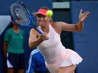 Мария Шарапова победно вернулась на корт после травмы
