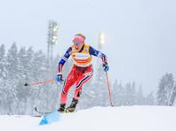 Лыжница Тереза Йохауг пропустит Олимпиаду-2018 из-за дисквалификации