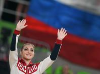 Гимнастка Мустафина возвращается в спорт после рождения ребенка