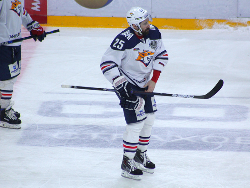 Известный хоккеист Данис Зарипов, дисквалифицированный на два года за допинг, подал апелляцию в Спортивный арбитражный суд (CAS) Лозанны