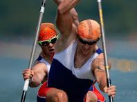 Мелантьев и Штыль стали чемпионами мира в гребле на каноэ-двойке