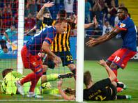 ЦСКА прошел в раунд плей-офф квалификации Лиги чемпионов